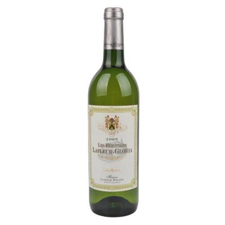 【清仓】法国花悦古堡白葡萄酒