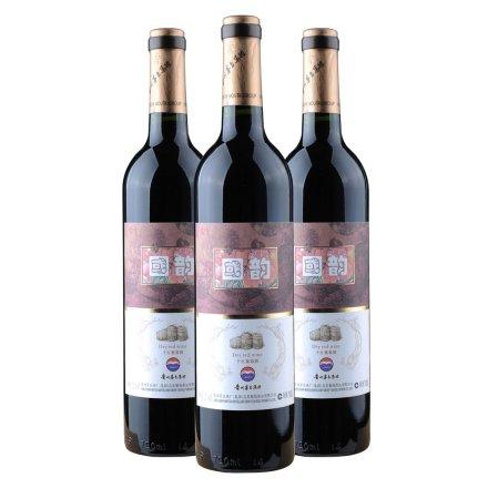 茅台国韵干红葡萄酒(3瓶装)重复勿用,切记!注意!