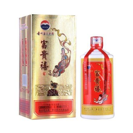 52°茅台集团富贵禧酒珍藏500ml