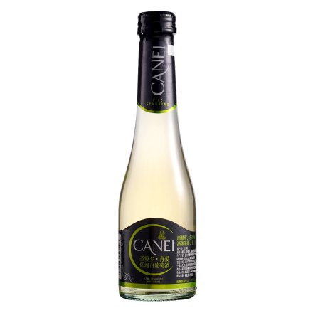 意大利圣霞多肯爱低泡白葡萄酒200ml