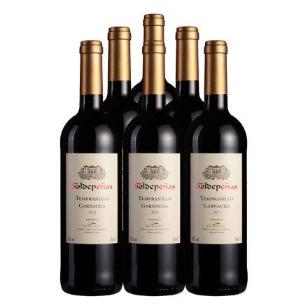 西班牙欧娜干红葡萄酒750ml(6瓶装)