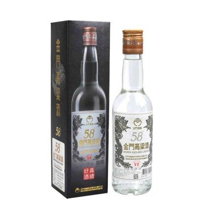 58°金门高粱酒300ml