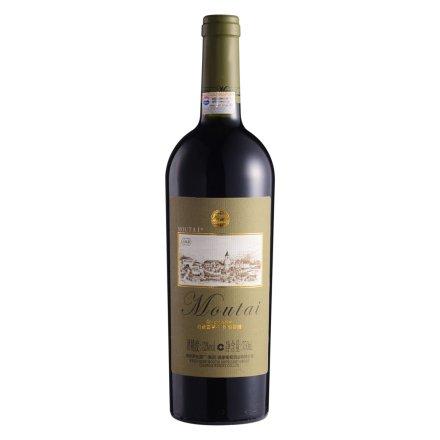 茅台集团白金国尊干红葡萄酒750ml