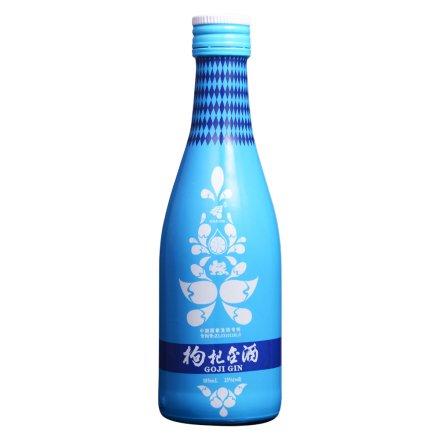 25°塞上金久·枸杞金酒185ml