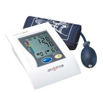 九安电子血压计 半自动臂式KD-391