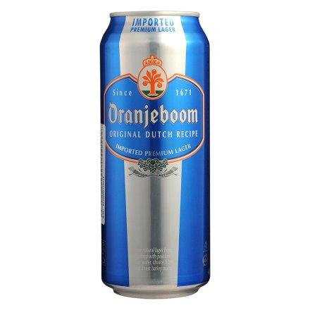 德国橙色炸弹优质啤酒500ml