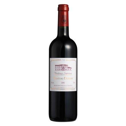 【清仓】法国都柏林城堡红葡萄酒750ml