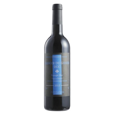 法国公爵庄园之歌海娜干红葡萄酒750ml