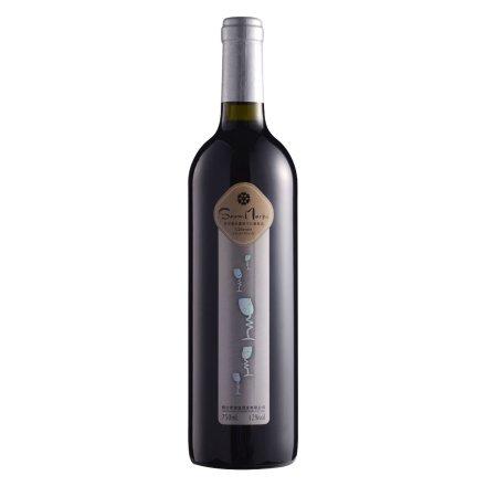 雪诺曼(酒杯篇)赤霞珠干红葡萄酒750ml