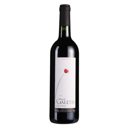 法国浪漫之花红葡萄酒