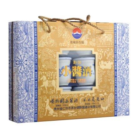 53°黔国小酱酒12生肖版100ml*12