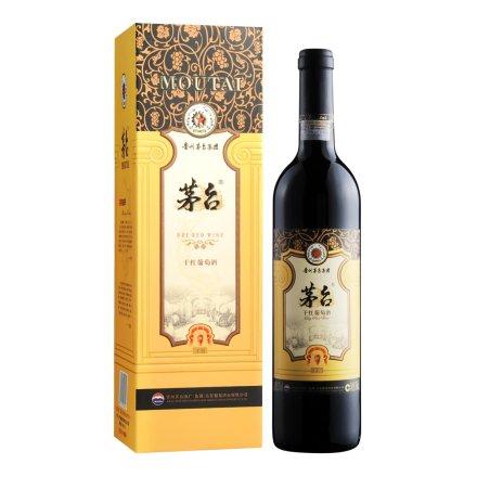 中国茅台子爵干红葡萄酒750ml