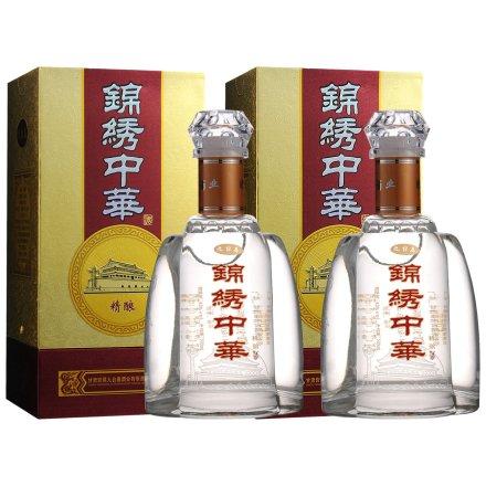 43°九台春锦绣中华精酿500ml(2瓶装)