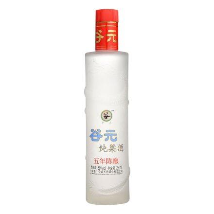 50°谷元纯梁酒250ml