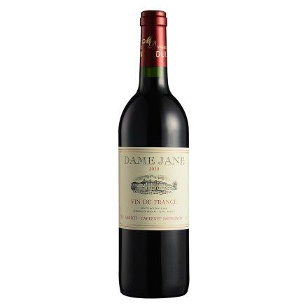 【清仓】法国杜隆圣母简古堡干红葡萄酒2010 750ml