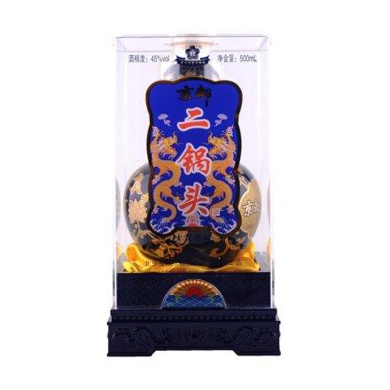 45°京都二锅头十窖藏蓝瓶500ml