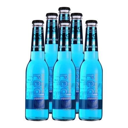 5.1°红广场冰凝预调酒蓝莓味270ml(6瓶装)