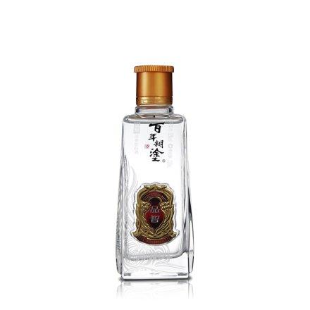 52º百年糊涂酒品智100ml(促销)