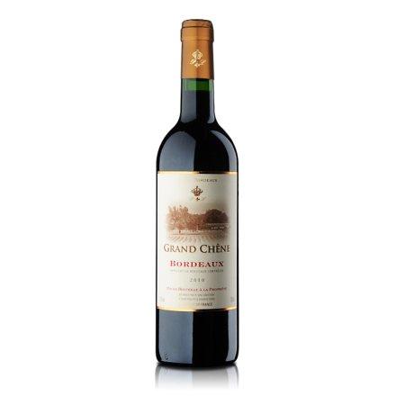 法国卡玛隆波尔多干红葡萄酒750ml(乐享)