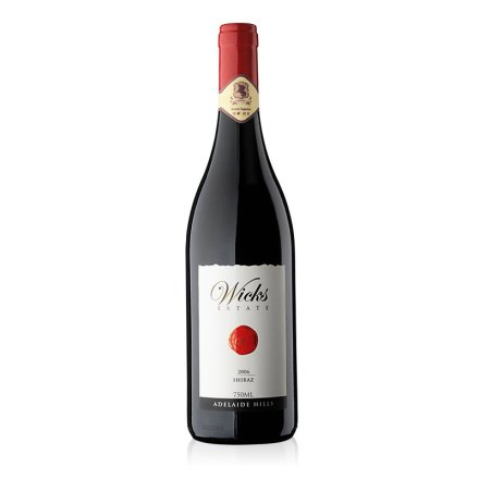 澳洲威克斯西拉干红干红葡萄酒750ml