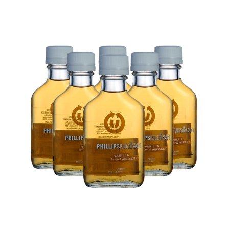35°菲利普斯香草威士忌(小)100ml(6瓶装)