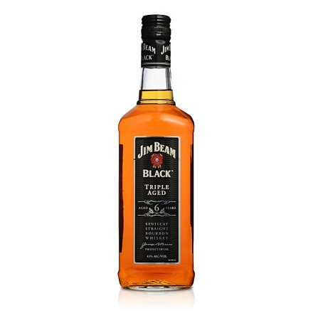 43°美国黑占边威士忌750ml