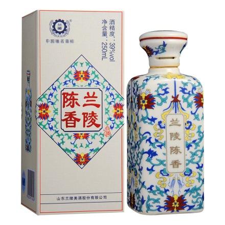 39°兰陵瓷瓶陈香250ml(乐享)