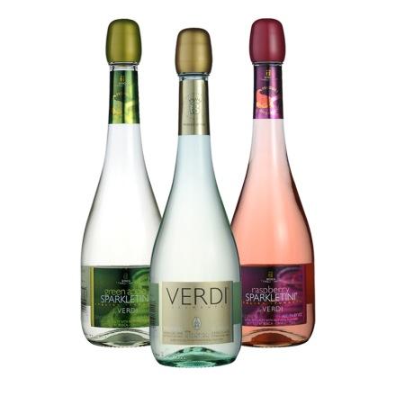 意大利波斯卡酒庄起泡葡萄酒豪华三件套(3瓶装)