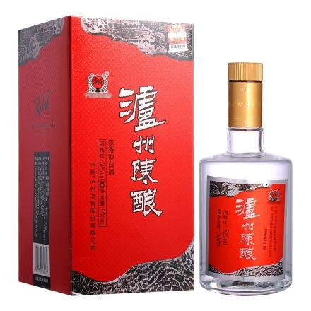 52°泸州陈酿红盒09版500ml