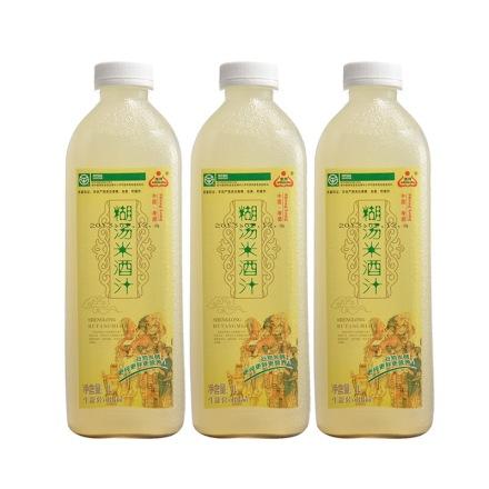 0.5°糊汤米酒汁1000ml(3瓶装)