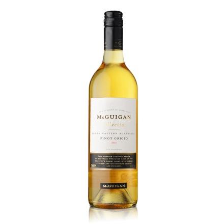 澳大利亚曼克根灰皮诺葡萄酒750ml