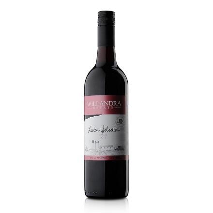 澳大利亚威卓精选西拉红葡萄酒750ml