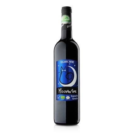 西班牙穆恩有机干红葡萄酒750ml