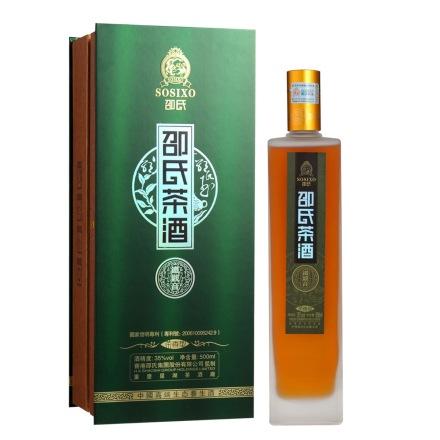 35°邵氏茶酒铁观音茶香型500ml(乐享)