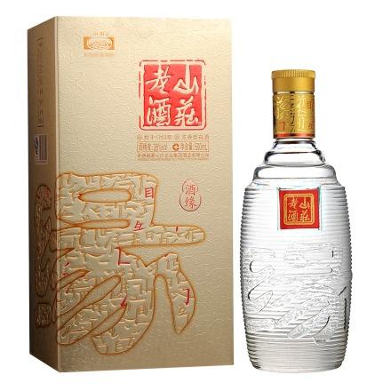 (清仓)38°避暑山庄集团山庄老酒酒缘500ml