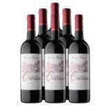 法国古崴骑士红葡萄酒 750ml(6瓶套装)