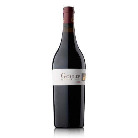 法国爱士图尔古垒红葡萄酒2006年750ml