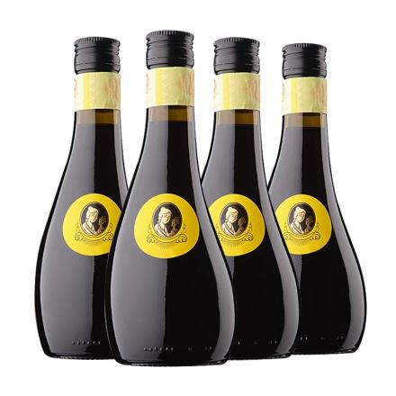 戎子酒庄爱要久(219)干红葡萄酒219ml(4瓶装)