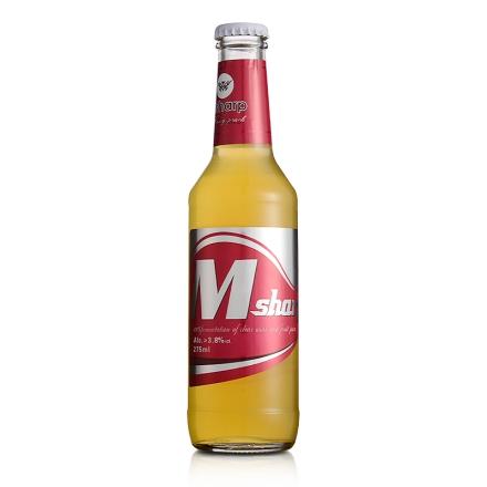 3.8°Msharp米锐(孝感米之清预调酒-蜜桃味) 275ml
