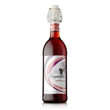 【清仓】中国白洋河冰纯浓缩甜红葡萄酒680ml