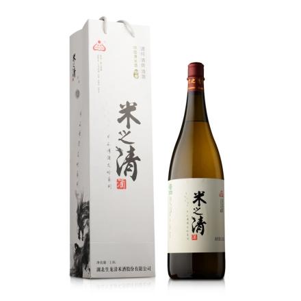 6-13°孝感生龙米之清酒龙吟1800ml