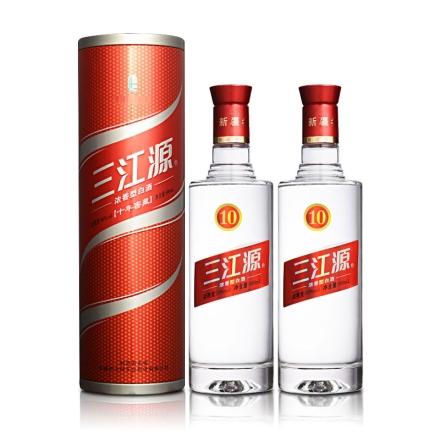 50°伊力特·伊力三江源(铁盒)500ml(双瓶装)