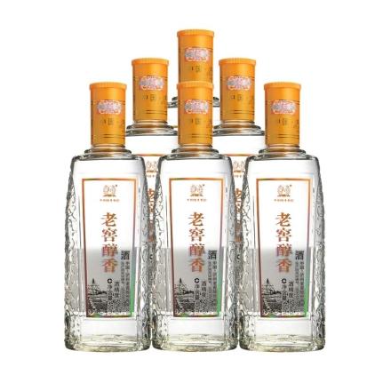 52°泸州老窖醇香光瓶 450ml(6瓶装)