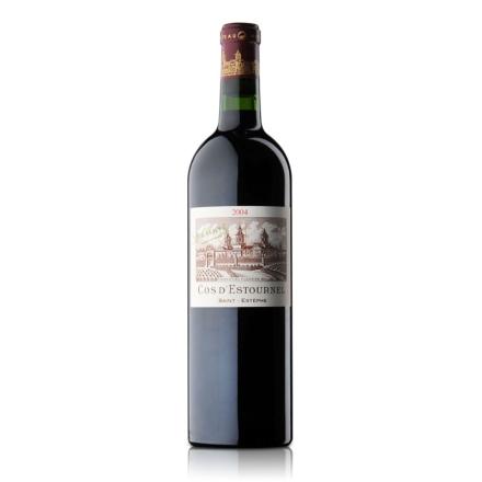 法国爱士图尔酒庄红葡萄酒2004年750ml签名版