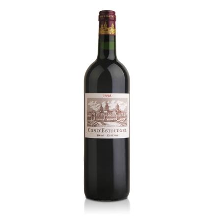 法国酒庄爱诗图古堡1998干红葡萄酒750ml
