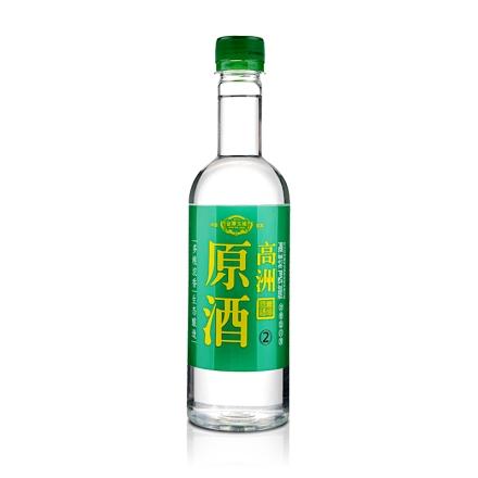 52°高洲金潭玉液原酒浓香型2号500ml(乐享)