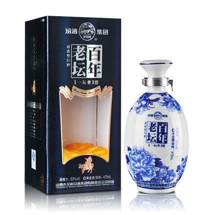 53°汾酒集团百年老坛珍藏475ml