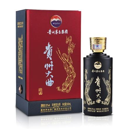 52°茅台贵州大曲酒500ml(珍品)