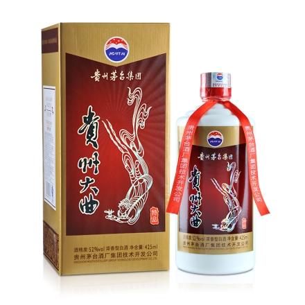 52°茅台贵州大曲酒425ml(特品)