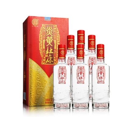 52°杜康炎黄系列原6浆500ml(6瓶装)